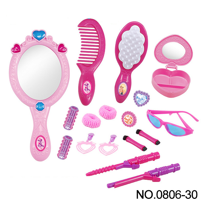 wholesale happy fashion girl kids makeup set toys for kids