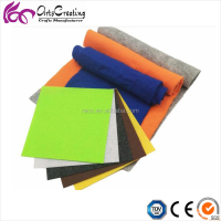 high density low price Non Woven Fabric/soft Felt/hard Felt/color Felt