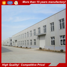 Sanhe prefabricated used multi-storey steel structure frame warehouse