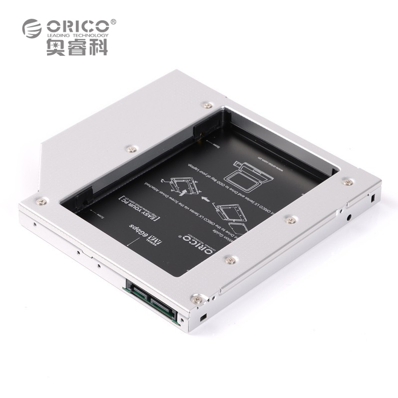 ORICO L95SS CD ROM Space SATA to SATA 2 Hard Disk Drive 2 ...