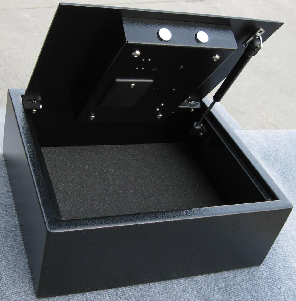 Hot sale digital secret hidden floor metal safe box with for Hidden floor safe