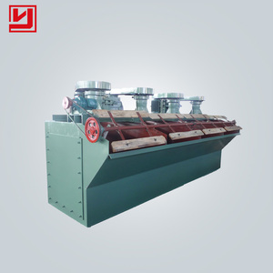 Mini Small Inflatable Fluorite Sand Lead Silver Ore Zinc Sf Flotation Concentrator Separation Process Machine Used For Mining