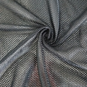 Anti-static Polyester Micro Net Mesh lining fabric for tracksuit
