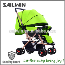 2017 new design hot selling the best baby stroller good price easy folding and carry