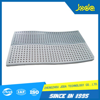 Factory Supplier Exterior Decorative Building Facade Perforated Aluminum Sheet