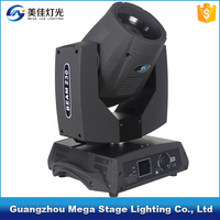 Pro stage sharpy 5r 200w waterproof beam moving head light