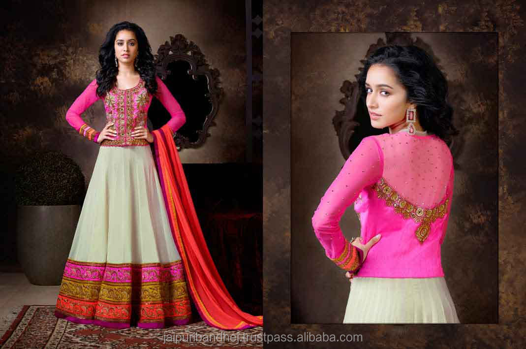 Indian Traditional Bollywood Wedding Bridal Designer Party Wear Salwar Suit