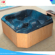 AD-6190 Hot Sale Aristech Acrylic Rectangular Above Ground Swimming Pool Japan Massage Hot Tub