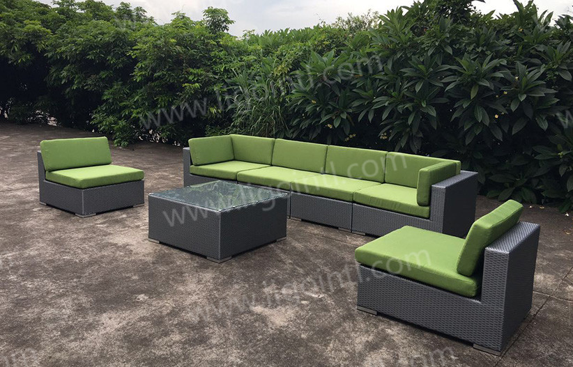 LIGO leisure ways world source international wilson and fisher rattan wicker hotel outdoor modern patio furniture