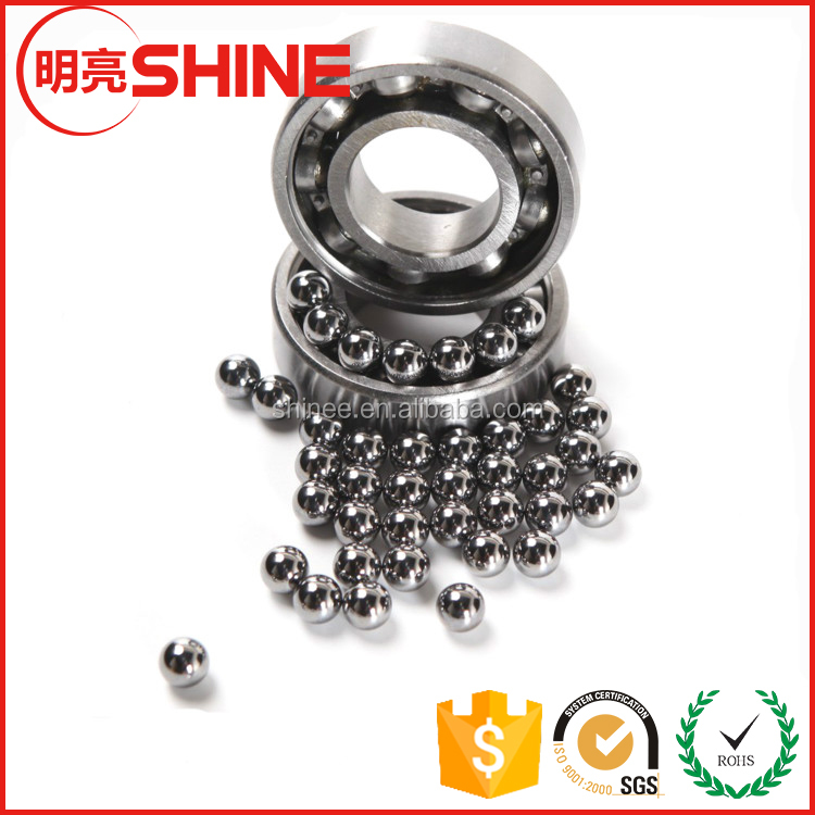 2.381mm 1.588mm 5.95mm 7.93mm Steel bearing balls GCr15 G100/chrome steel balls
