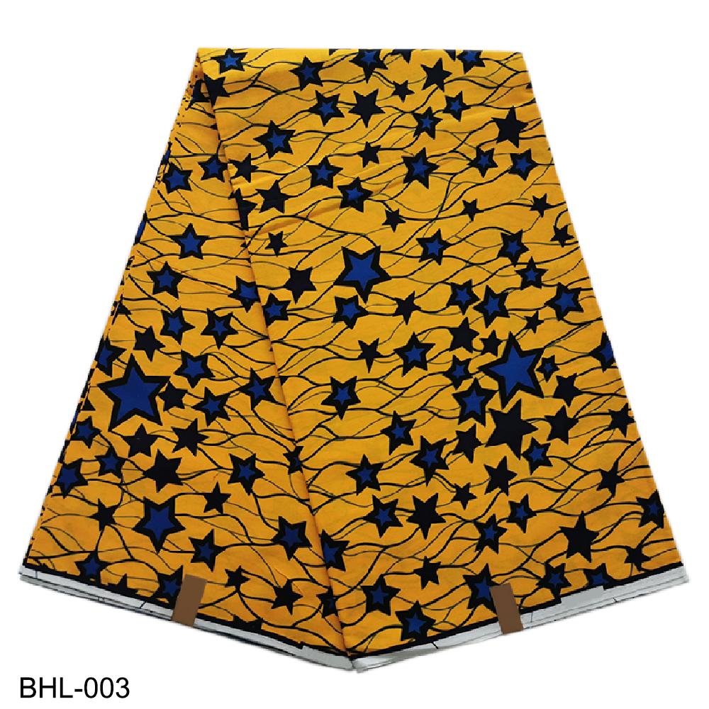 स्टॉक में 100% कपास अफ्रीकी मोम प्रिंट 6 गज की दूरी पर डच hollandaise मोम कपड़े