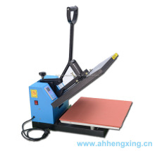New product QX-A1 Manual heat press machine China Best heat transfer printing machine for skateboard