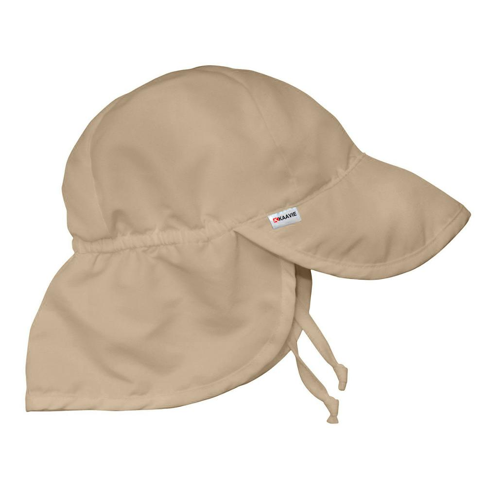 Custom anti uv upf 50 toddler ear flap boonie baby sun protection swim hat  for summer beach a22363f98db