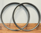 CARBONICIAN 35mm wide offset solid hookless rims 29er mtb carbon for XC/AM