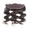 13x4 lace closure,rebecca brazilian virgin remy body wave human hair lace frontal closure