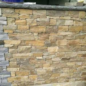 balcony wholesale rusty cement slate culture stone