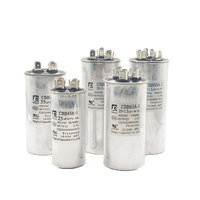 CBB65 35+1.5UF/MDF 450VAC Air Conditioning AC Compressor Capacitor