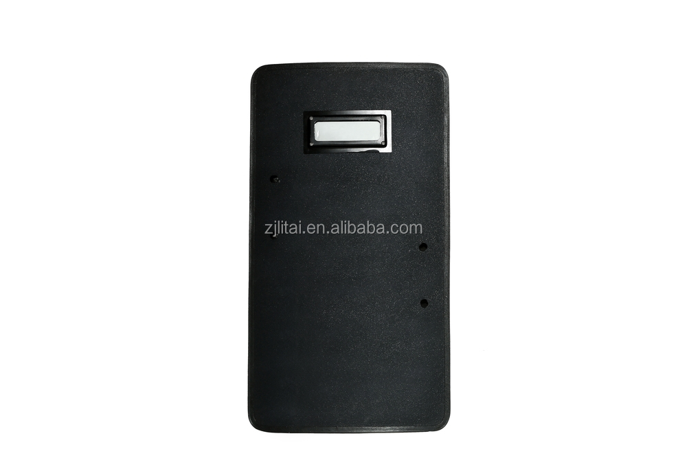 Ballistic shield for Police,Shield for Windscreen NIJ IIIA Handheld Bulletproof Shield