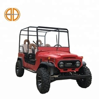 Hot Sale CE Approved 300cc 4 seats mini jeep utv For Adult(MC-431)