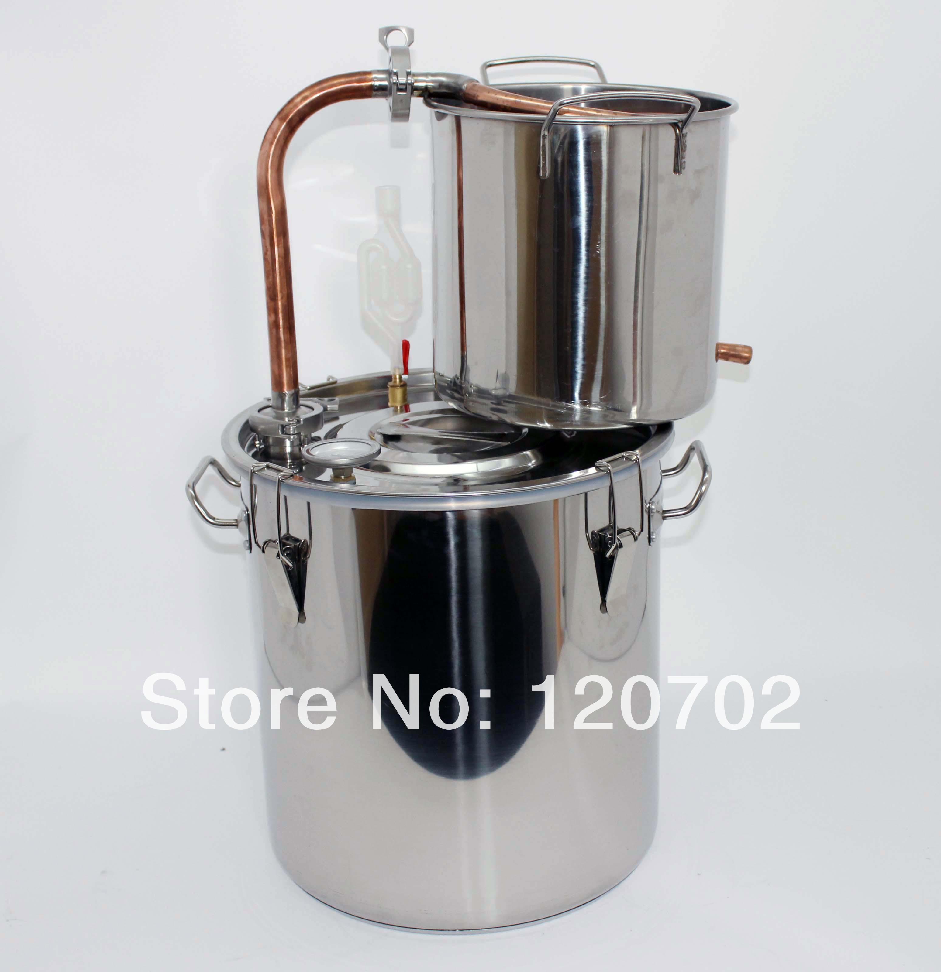 stainless steel moonshine still boiler - photo #5