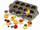 Cheesecake casseroles / cupcake pan / muffin pan