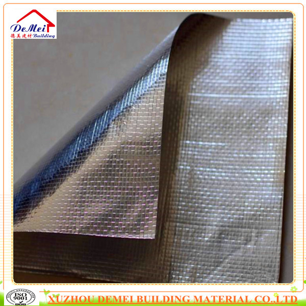 double sided reflective aluminium foil insulation