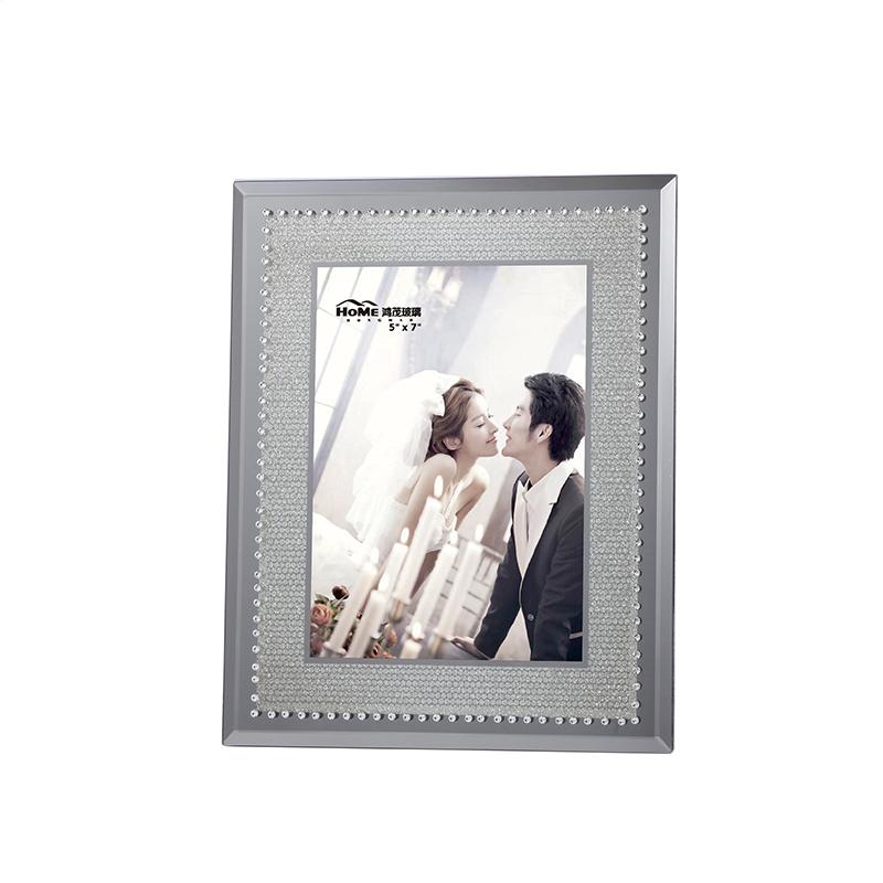 Venta al por mayor acrílico perlas de marco de fotos-Compre online ...