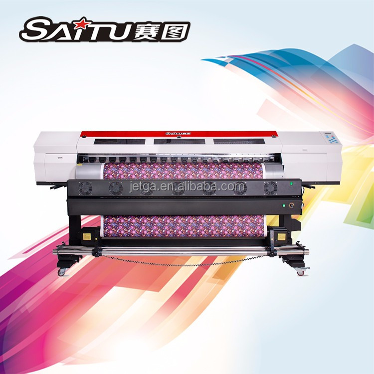 The Best and Cheapest eco solvent ink vinyl plotter With CE certificates