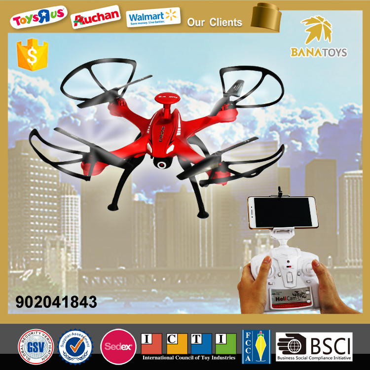 6 Axis RC Drone with HD Camera for sale