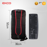 EXCO China supplier high tech computer backpack bags laptop backpack for keyboard