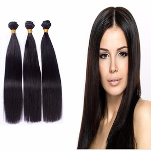 Grade 10a real mink brazilian silky straight how to start selling virgin hair weave