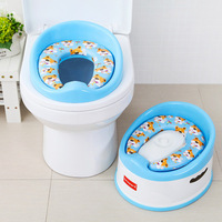 2018 Kids toilet 3-in-1 potty portable travel potty training chair