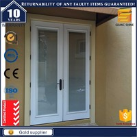 Wrought Iron Door Inserts Magnetic Screen And Window Shade
