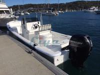 Liya 7.6m panga boats for sale offshore fishing boat fiber boats fishing yacht
