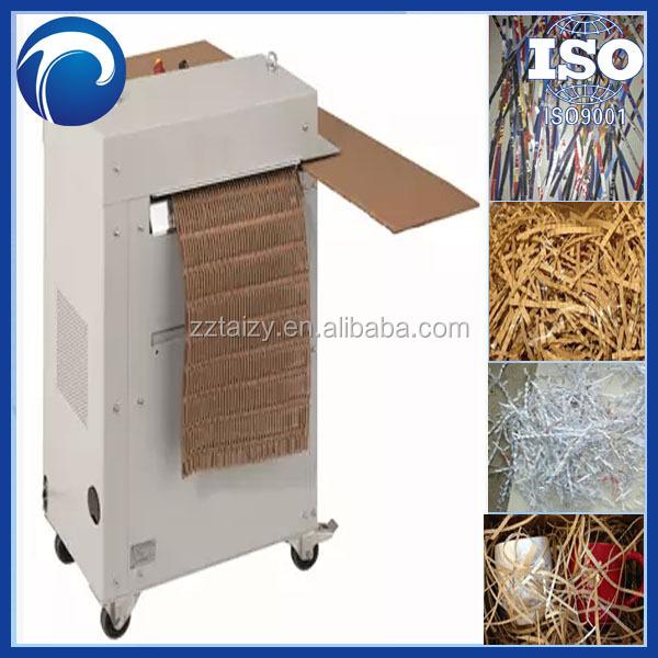 Low Price Cardboard Crusher Machine Carton Shredder