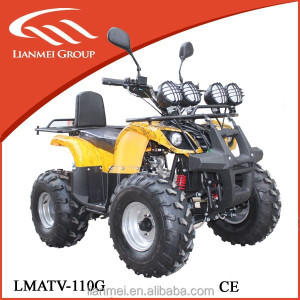 lianmei 50cc 90cc 110cc ATV QUAD Bike 4 Wheeler Buggy 50cc 90cc 110cc ATV
