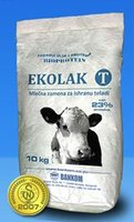 Ekolak T - Milk replacement for calves nutrition