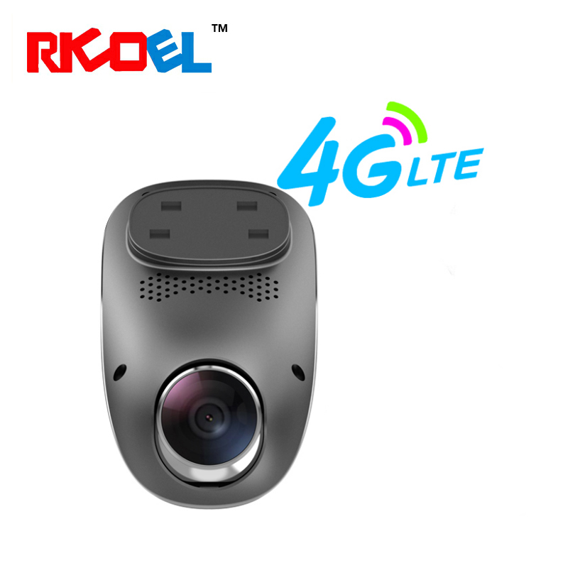 4G Wifi Recorder Dual Dens Car Dashcam