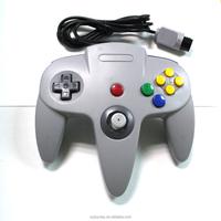 Gray Controller Gamepad Joystick System FOR NINTENDO 64 N64 Game Mario Kart