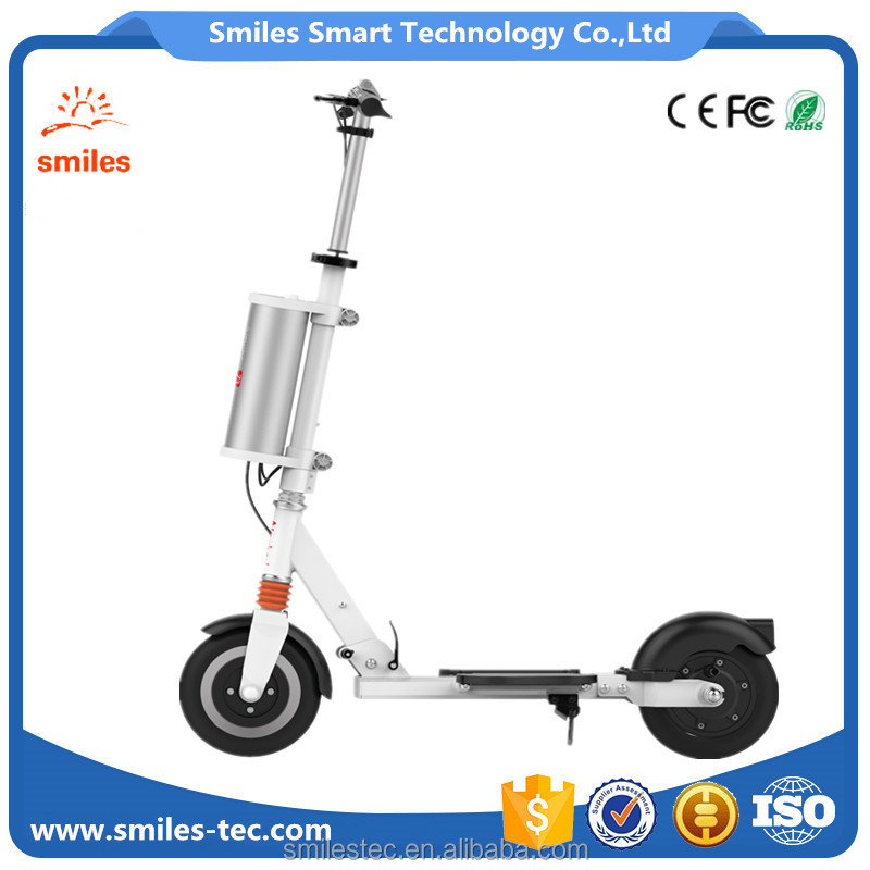 Airwheel 2 Wheels Electric Folding Scooter With APP Control