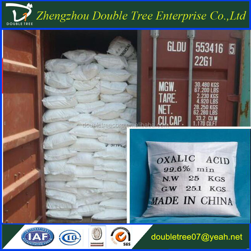 China sell oxalic acid 99.6% manufacturer, factor , supplier