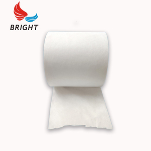 100% Polyester Waterproof Spunlace Nonwoven Fabric