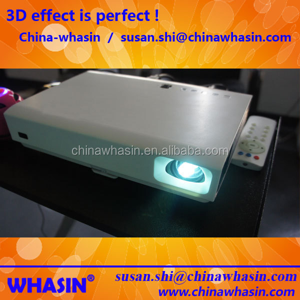 Christmas gifts Kids Children Gift Micro Portable Mini Projector projector to watch cartoon 3D movies play games
