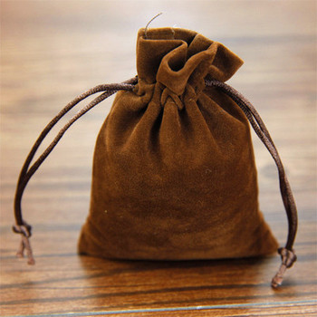 velvet/cotton/canvas drawstring bag jewelry bag /jewelry pouch