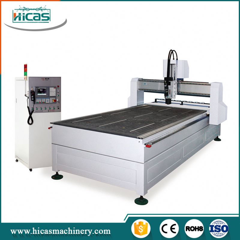 Hicas Cheap Furniture Marking Woodworking 1325 Cnc Routers With Atc And Rotary