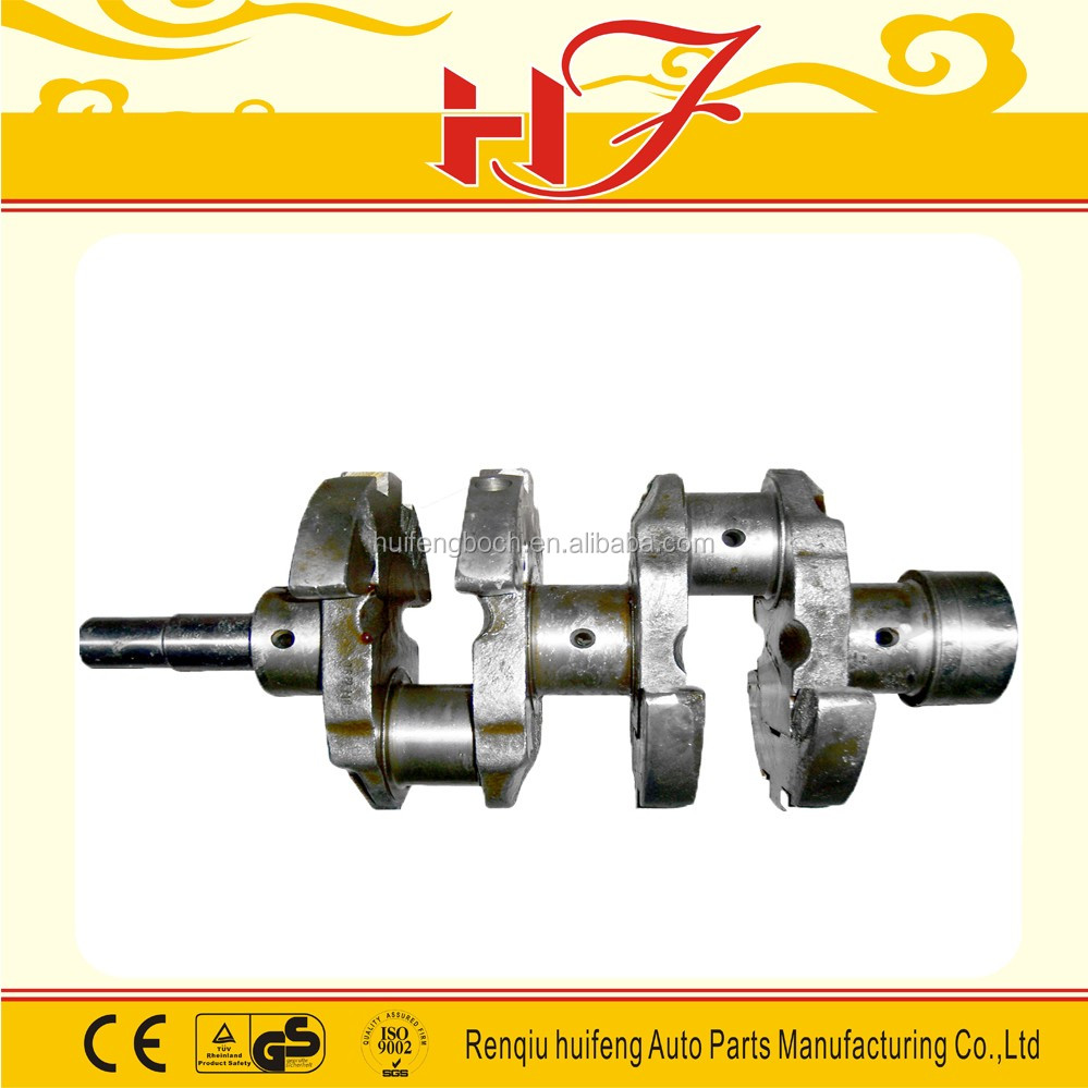 2017 new item fast supplier crank shaft function for Russia mtz tractor