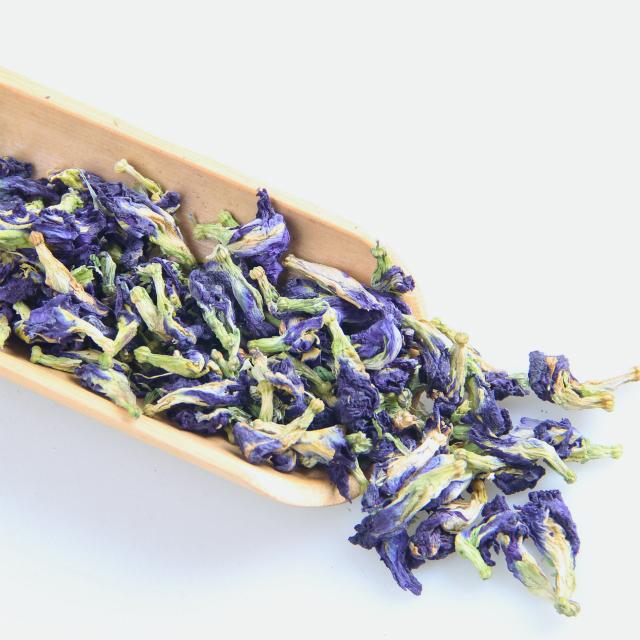 Wholesale Dried Blue Pea Butterfly Flowers - 4uTea   4uTea.com