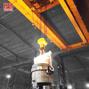 QDY/YZ Type Very Popular Multispar Casting Overhead Crane Founding Bridge Crane Upto 500T