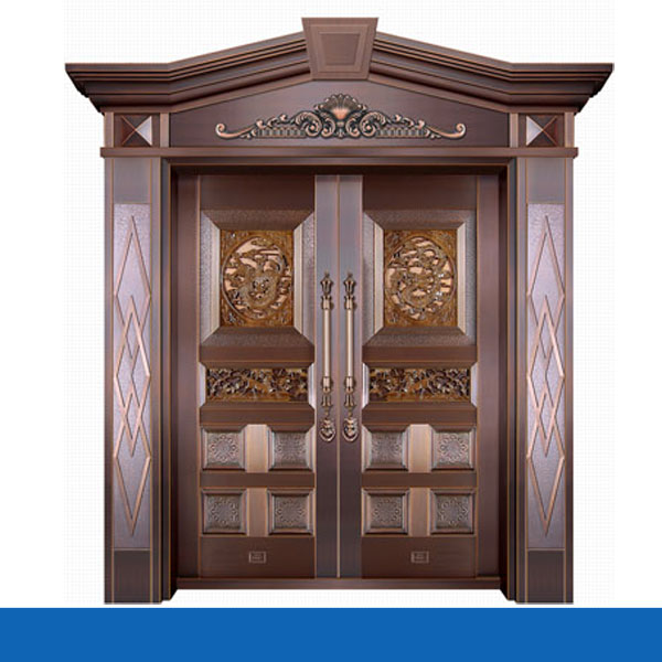 Beautiful house doors exterior pictures decoration for Home front double door design