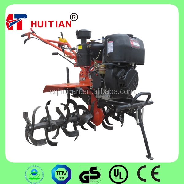 HT135FPE 12HP 2015 2WD Wheel New Condition Cultivator for Sale